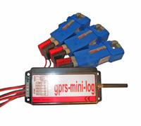 Strömtångspaket GPRS-Energi 3-fas