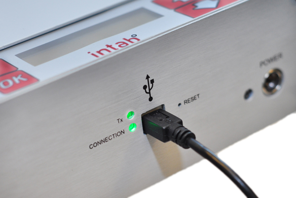 USB-konvertering PC-logger