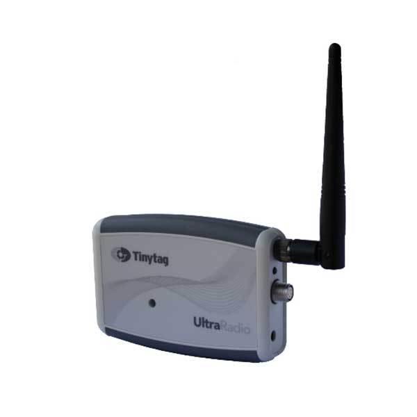 Tinytag Ultra Radiologger ström