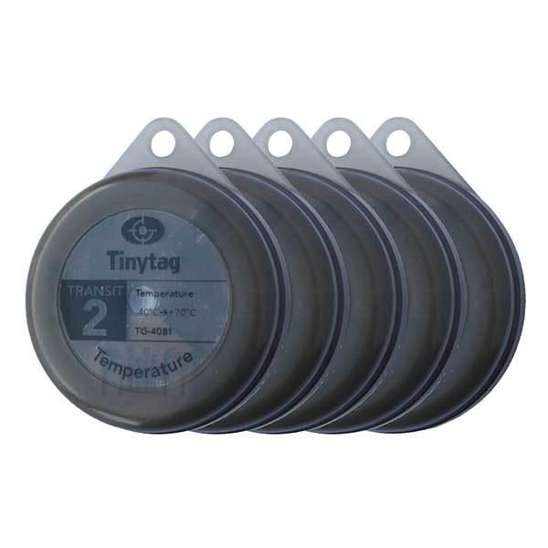 5 X Tinytag Transit 2