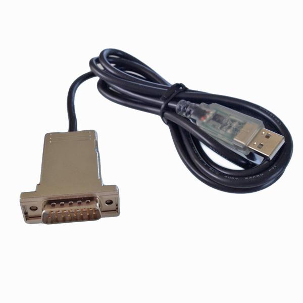 Kabel USB till PC-logger/AAC