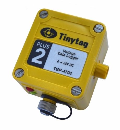 Tinytag Plus 2 instrument spänning 0-25V