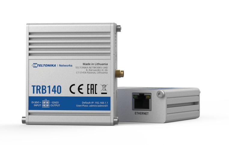 4G-modem TRB140