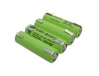 Batteri till PC-logger AA NiMH med lödöron