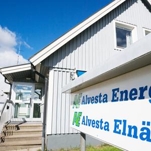 Alvesta energi kontoret