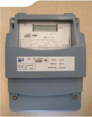 En bild på en fjärravläst mätare med Terminal typ LG 10.