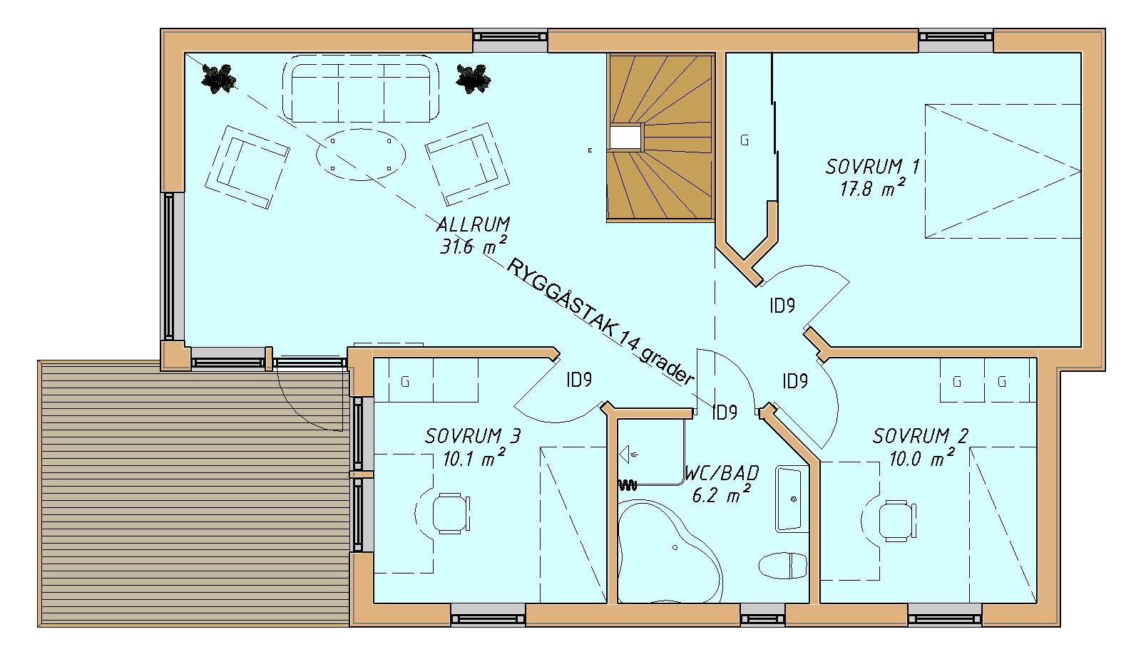 planlosningsbild 2 av ÅKARP