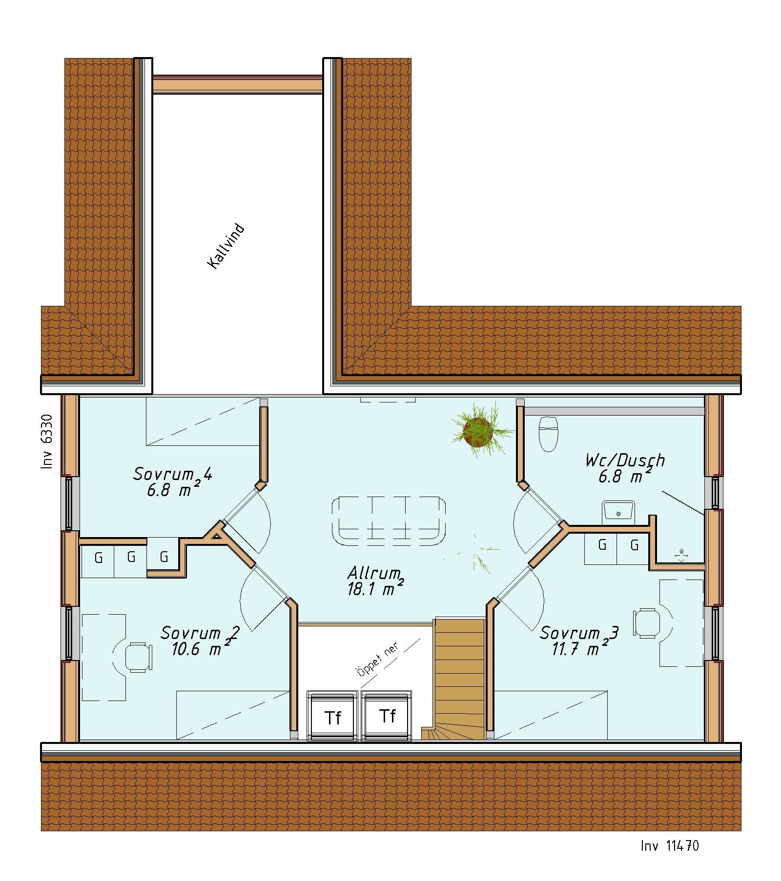 planlosningsbild 2 av BJÖRNHOLM