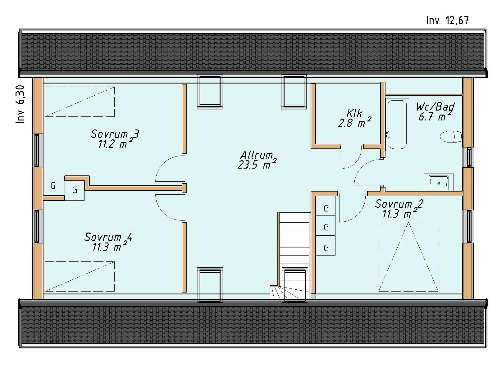 planlosningsbild 2 av EKET