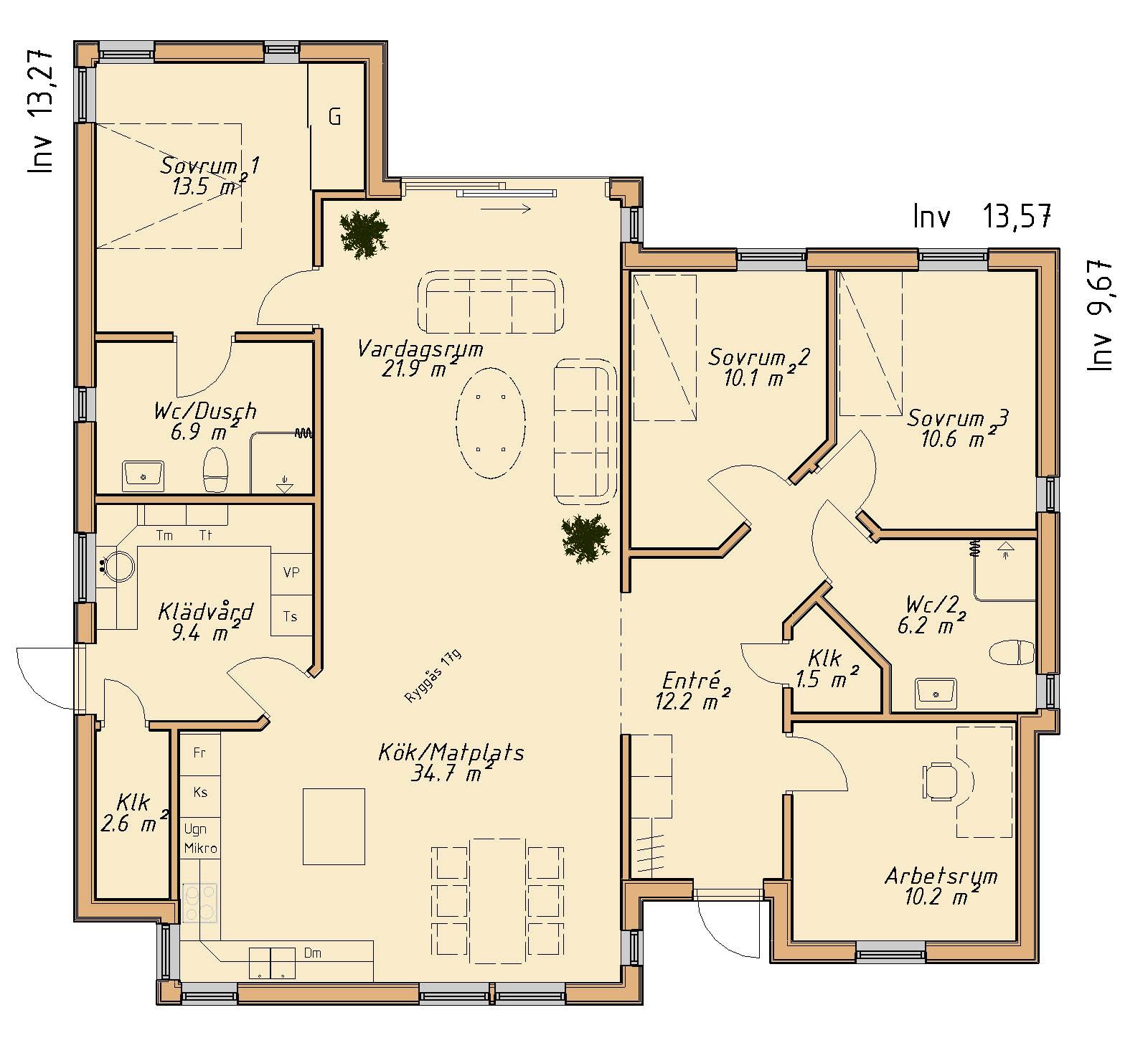 planlosningsbild 1 av VÄSTRARP
