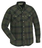 Lumbo Skjorta Pinewood - Grön/Svart