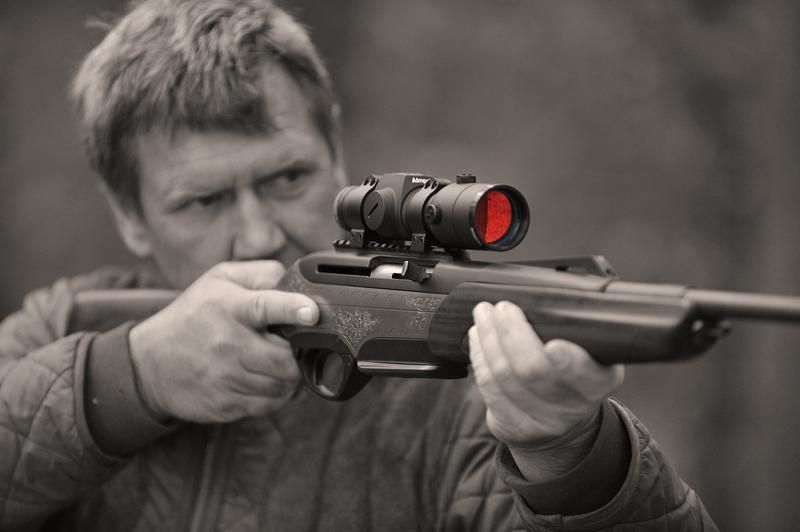 Aimpoint Hunter H34S (2 MOA)