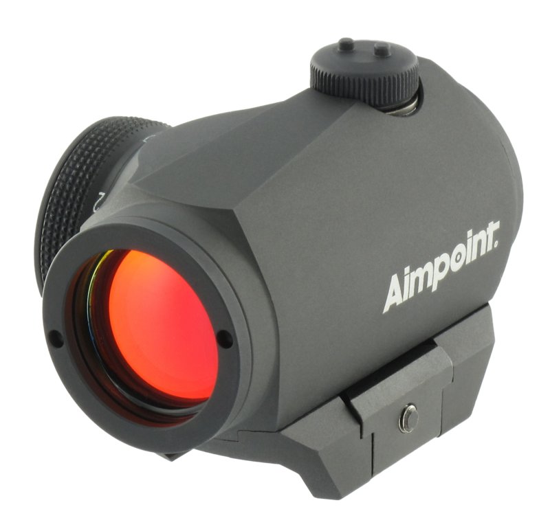 Aimpoint Micro H1 (2 MOA)