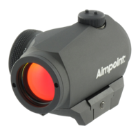 Aimpoint Micro H-1 (2 MOA)