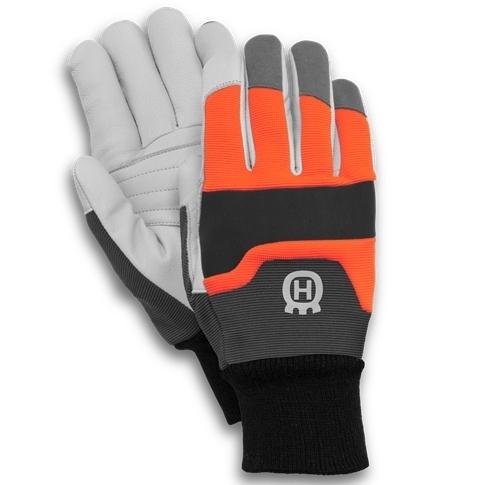 Functional Handskar med sågskydd Husqvarna