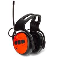 Hörselskydd med FM Radio Husqvarna