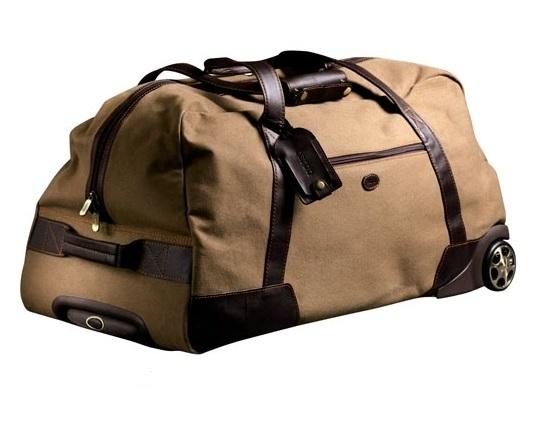 Resväska/Duffelbag med hjul Baron