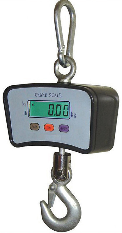 Viltvåg 500 kg Digital