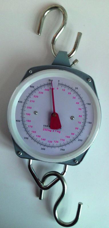 Viltvåg 250 kg Analog