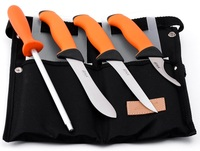 Slaktset EKA Butcher Set Orange