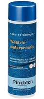 Wash in Waterproofer Inpregneringsmedel Pinetech