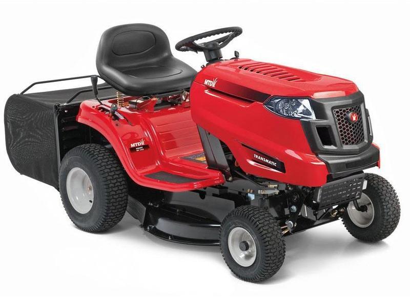 MTD Smart RC 125 Traktor