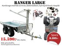 Ranger Large *KAMPANJPAKET* ATV