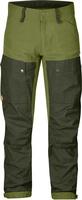 Keb Trousers Regular Fjällräven - Olive/Avocado