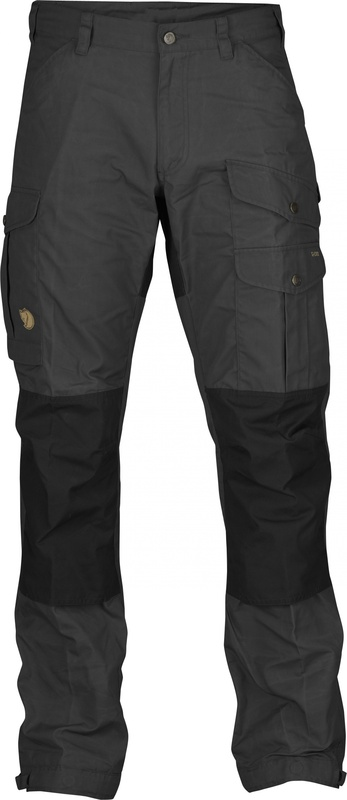 Vidda Pro Trousers Regular Byxa Fjällräven - Dark Grey