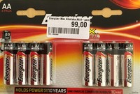 Energizer Max AA 8-pack