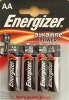 Energizer AA 4-pack