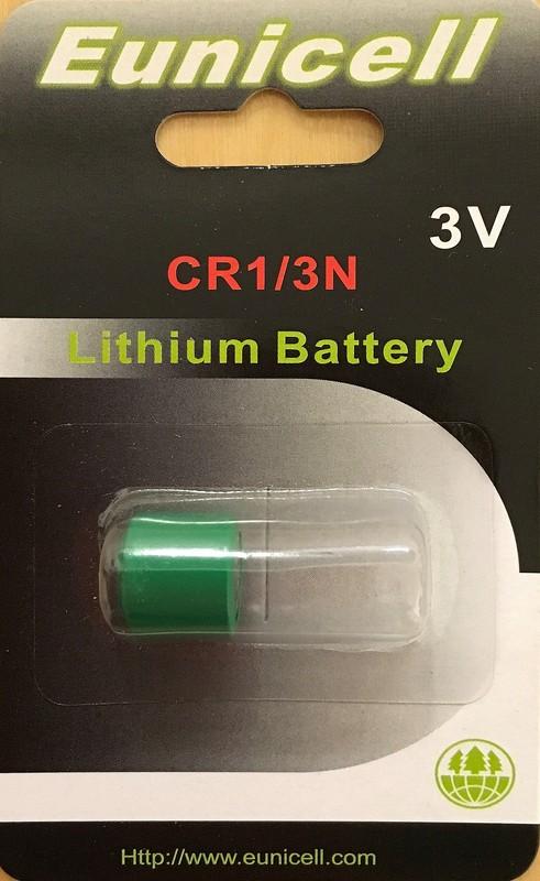 Eunicell CR12/3N 3V