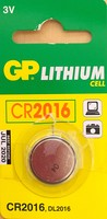 GP CR2016 3V