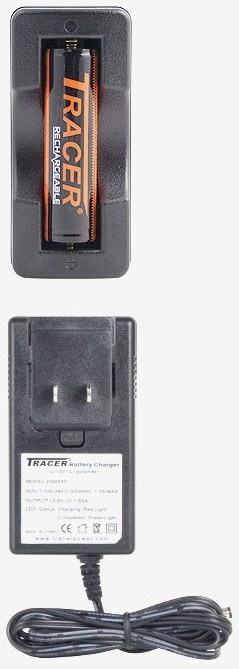 Tracer Batteriladdare till TA3 + TA40