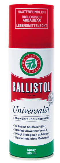 Universalolja Ballistol  Spray 200 ml