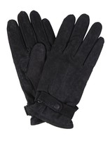 Thinsulate Glove Läderhandske Barbour - Svart