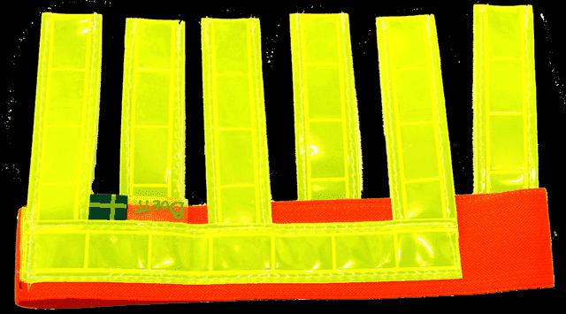 Reflexhalsband med Flärp Boett