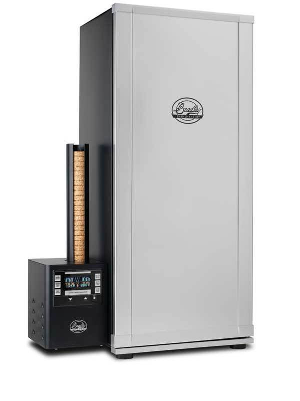 Bradley Smoker Digital 6-galler