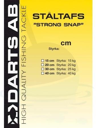 Darts Ståltafs Strong Snap