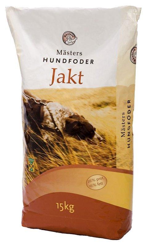 Hundfoder Mästers Jakt 15 kg