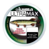 Okuma Ultramax Nylonlina - Gädda