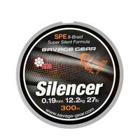 Savage Gear HD8 Silencer Braid 120 m