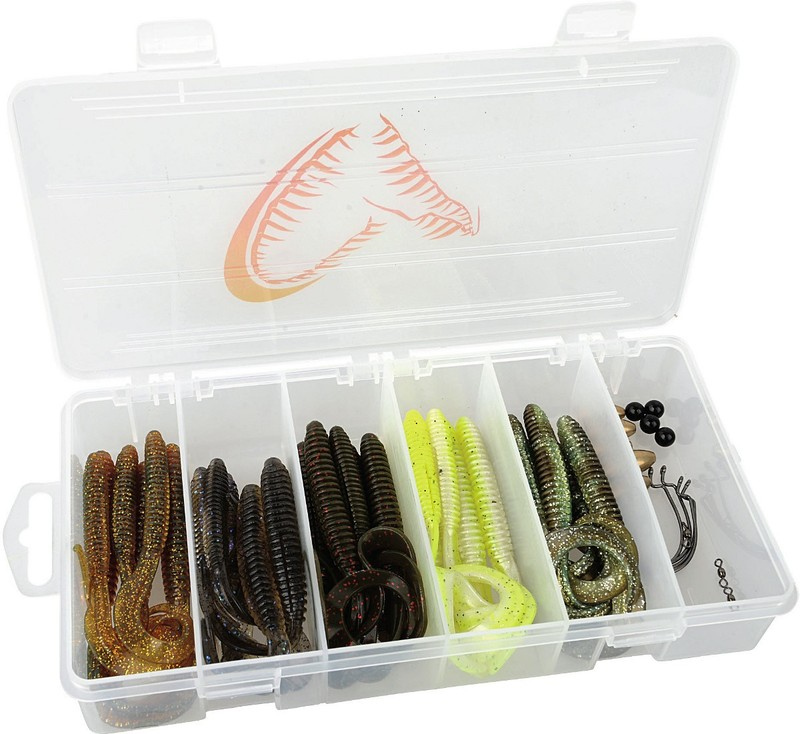 Savage Gear Rib Worm Kit