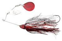 Savage Gear Da'Bush Spinnerbait 32 gram - Red Silver Flash