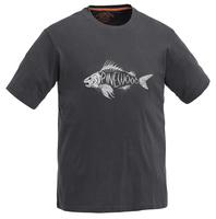 Fish T-Shirt Pinewood - Antracit