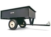 MTD Släpkärra Plåt 340 kg