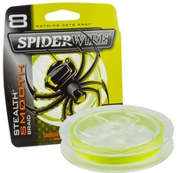 Spiderwire Stealth Smooth Yellow