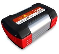 Batteri 72V 2,5 AH Wolf-Garten