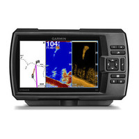 Garmin Striker 7dv Worldwide med Givare