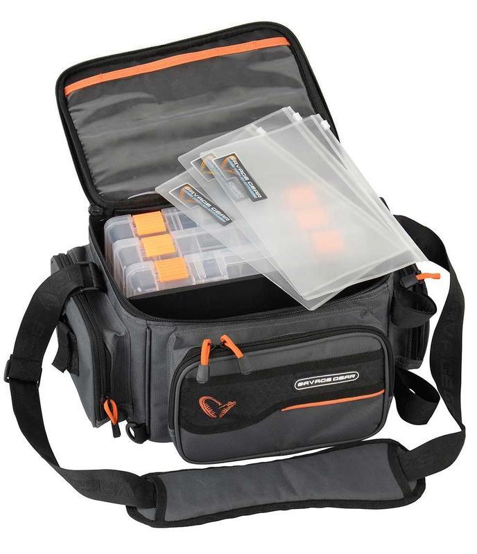 Betesväska Savage Gear System Box Bag - Medium